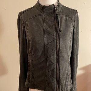 Faded Black Marrakech Jacket by Anthropologie